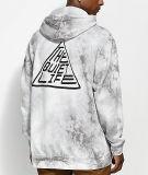 Lavage Hoodies de foudre de pyramide de vie tranquille