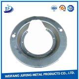 Metal profundamente desenhado de alumínio da fabricação do OEM que carimba para as peças de aço do andaime