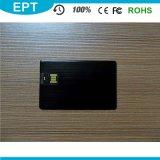 Memoria Flash portatile del USB della carta di credito di affari per la promozione (ET032)