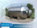 Réservoir de stockage de possession du réservoir de possession d'acier inoxydable 1000L