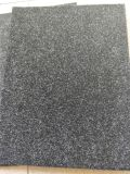 Moquette non tessuta di mostra della fibra grezza di alta qualità