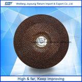 T27 disco di molatura della mola 180mm per di acciaio inossidabile