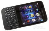 Telefone móvel recondicionado destravado da pilha original da venda por atacado Q5 para a amora-preta