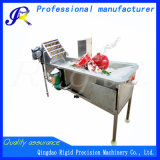 Industrielle automatische Unterlegscheibe-Gemüsereinigungs-Maschinen-Frucht-Waschmaschine