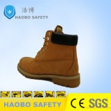 Повседневный из натуральной кожи сапоги безопасность работы обувь для мужчин