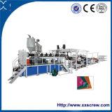 Máquina plástica de la PC y del PVC del CE