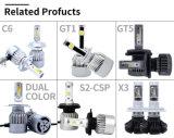 Lampadine NASCOSTE D4s con l'alta qualità LED Headlgiht e l'automobile LED 4800lm chiaro Gt5