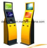 22polegadas quiosque de pagamento Informações de tela sensível ao toque em um único PC interativo