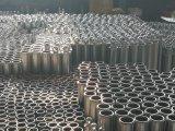De enige Dubbelwerkende Hydraulische Cilinder van de Olie van de Zuigerstang van het Roestvrij staal