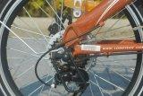 Nuova bici elettrica piegante calda della batteria di litio della lega di alluminio di vendita dell'OEM