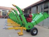 Max. 12cm Capacidad biotrituradora astillado, biotrituradora trituradora Shredder Shredder