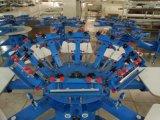 Handbetrieb-Bildschirm-Drucken-Maschine für multi Farbe