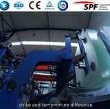 Vidro Photovoltaic com baixo ferro e Transmittance elevado