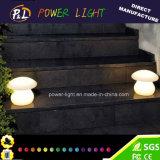 Kleine Schreibtisch-Lampe des Schlafzimmer-Dekoration-Pilz-LED