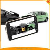 二重レンズ車のカメラが付いている4inch IPSスクリーン車のブラックボックス