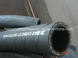 O trançado de fibra de mangueira de borracha de água de Alta Pressão