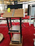 판금 제작 부속과 금속 걸이를 위한 주문을 받아서 만들어진 판금 방적공 선반