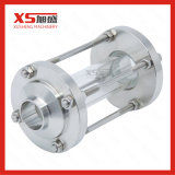 """2.5 """" 316L Stainless Steel Food of degrees of Welded Sight Glass"""