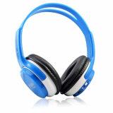 FM 라디오 TF 카드 이어폰을%s 가진 Bluetooth 가장 싼 무선 헤드폰