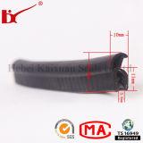 Tiras de proteção de borracha para automóvel