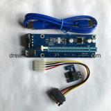 Bitcoin Mining Riser 006를 위한 60cm Mini PCI-E Express USB Riser