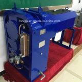 쌍둥이 나사 기어 박스 두 배 나사에 의하여 결합되는 변속기 Plasitc 기계