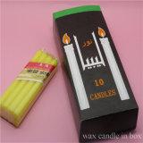 رخيصة [40غ] شمعة بيضاء جلّيّة إلى ليبيا عمليّة بيع حارّ