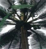 Getarnter Baum galvanisierter Monopole Stahlaufsatz