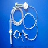 La infusión disponible de la seguridad fijó con el filtro de la precisión