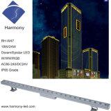 방수 IP65 18W 24W LED 벽 세탁기 점화