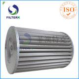 Filterk filtro Dn150 do gás de 50 mícrons
