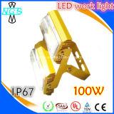 Flut-Licht der 50W LED im Freien Licht IP65 PFEILER Leistungs-LED für Arbeits-Site