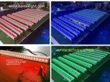 IP65 de Lichte Lamp van de Staaf van RGB 3in1 LEIDENE 24PCS Wasmachine van de Muur