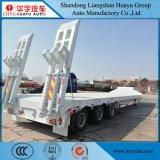 트랙터-트레일러 사용 굴착기 Transportion를 위한 반 수출 낮 침대 트레일러