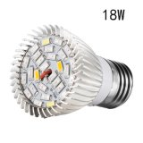 Crescente lampada di E27 20W 166 LED per dell'interno