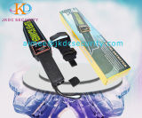 안전 검사 LED 가벼운 표시기를 가진 비철 소형 금속 탐지기 바디 스캐너