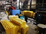Наполненные водой барьер пластиковые стальная безопасности дорожного движения