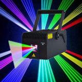 luz del club del efecto del laser 4W