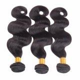 Corps de qualité supérieure 100% d'onde des cheveux couleur naturelle de Tissage de cheveux