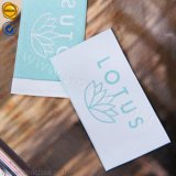 Um estilo Mais Popular Sinicline Lotus Patten Tecidos de etiqueta para Mulheres