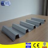 Material de construção de telhas onduladas de folhas de zinco