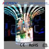 발광 다이오드 표시를 광고하는 비용 효과적인 진열장 P2.84 P3.9