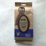 L'emballage en papier brun favorise une peau saine lingettes Bébé