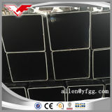 Cuadrado manufacturado de Tianjin Youfa y tubos huecos rectangulares del acero de la sección