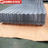Feuille ondulée en acier plongée chaude d'Alu-Zinc pour la Chambre de conteneur