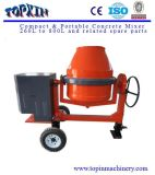 350L Compcact Design Diesel 또는 Gasoline Engine Concrete Mixer