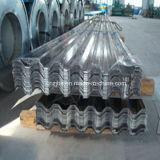 (0.125mm-1.3mm)熱い浸された電流を通された屋根を付けるシート