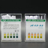 Box trasparente pH Test Paper pH Saliva & esame delle urine Strip 4.5-9.0 cinesi Factory