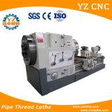 선반 기계를 스레드하는 CNC 자동적인 관
