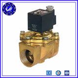 Válvula de solenóide Closed normal pneumática de bronze da C.C. 24V do vapor de alta pressão